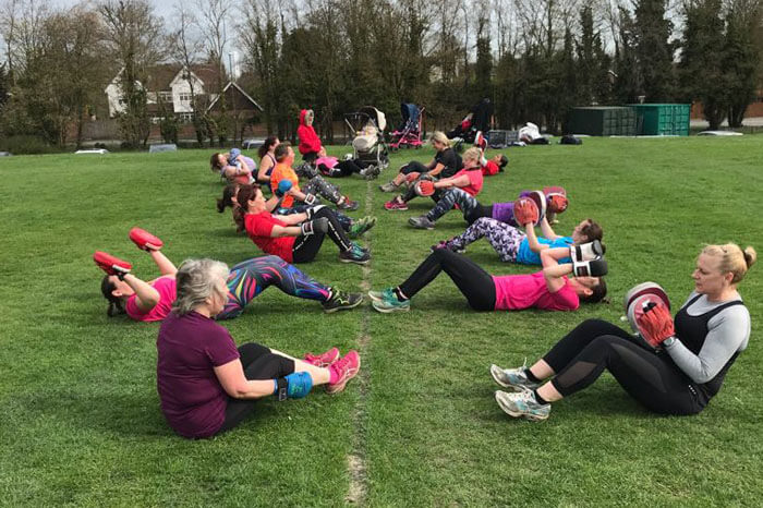 Parkfit | Outdoor Fitness | Hertfordshire